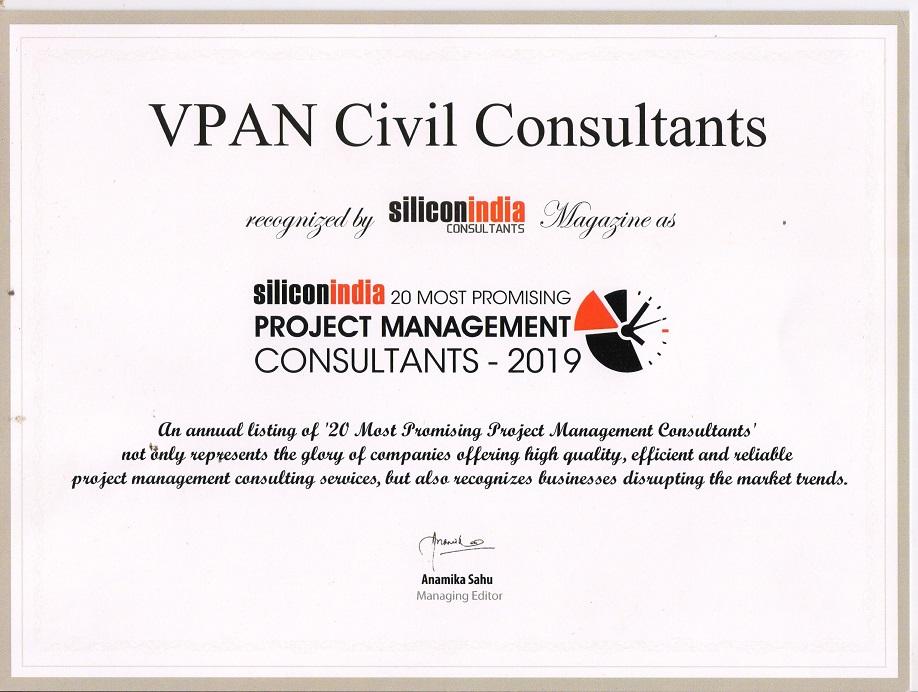 VPAN CIVIL CONSULTANTS_accolade